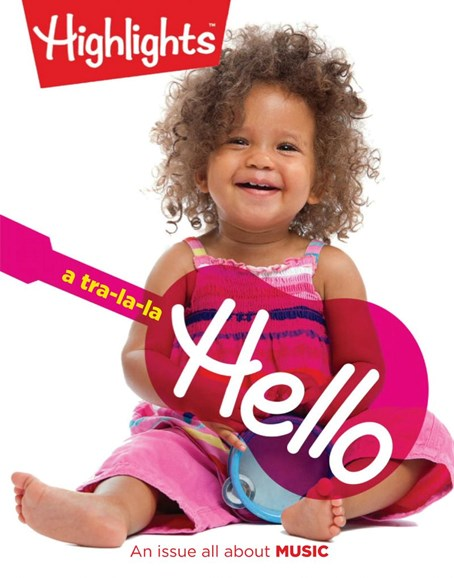 Highlights Hello Cover - 3/1/2019