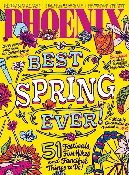 Phoenix Magazine Cover - 3/1/2019
