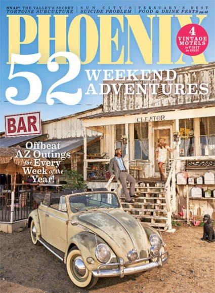 Phoenix Magazine Cover - 2/1/2019