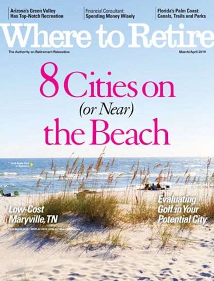 Where To Retire Cover - 3/1/2019