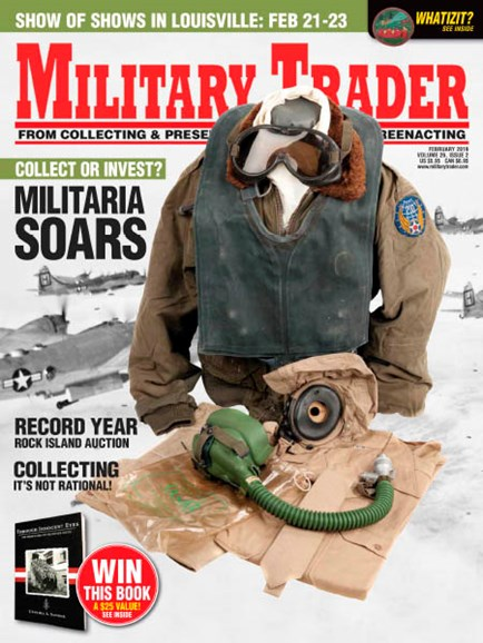 Military Trader Cover - 2/1/2019