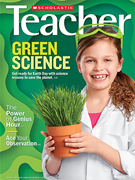 Scholastic Teacher Magazine 3/1/2019