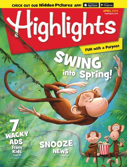 Highlights Cover - 4/1/2019