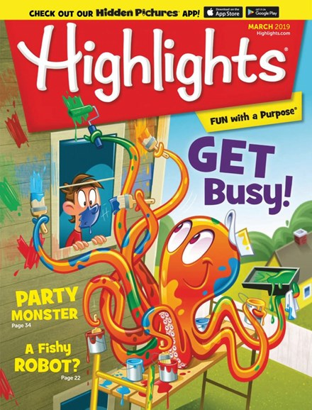 Highlights Cover - 3/1/2019