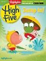 High Five Magazine | 4/2019 Cover