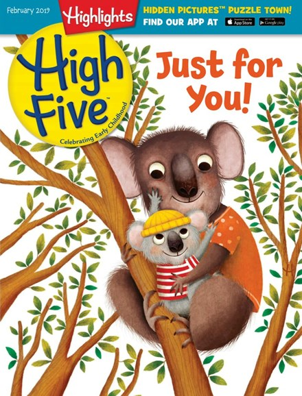 Highlights High Five Cover - 2/1/2019