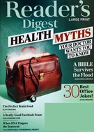 Reader's Digest Large Print 3/1/2019