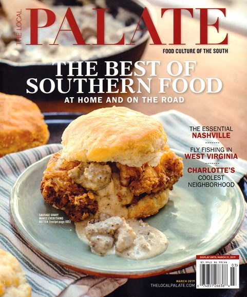 The Local Palate Cover - 3/1/2019
