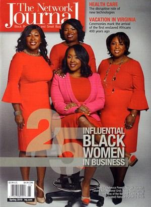 Network Journal Magazine | 3/2019 Cover
