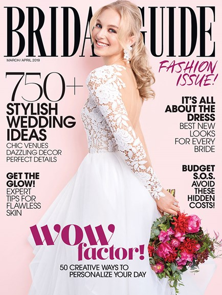 Bridal Guide Cover - 3/1/2019