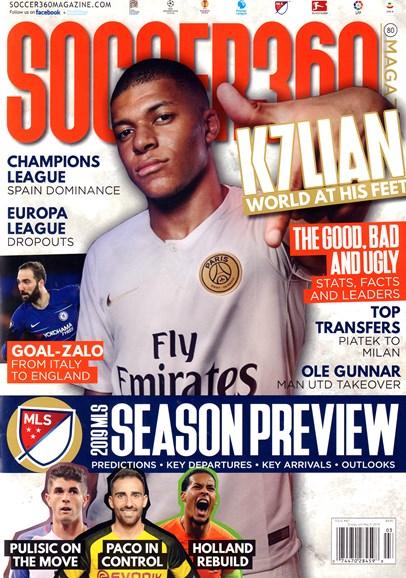 Soccer 360 Cover - 3/1/2019