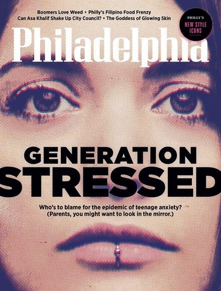 Philadelphia Magazine Cover - 2/1/2019