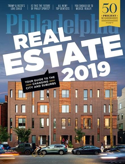 Philadelphia Magazine Cover - 3/1/2019