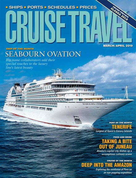 Cruise Travel Cover - 3/1/2019
