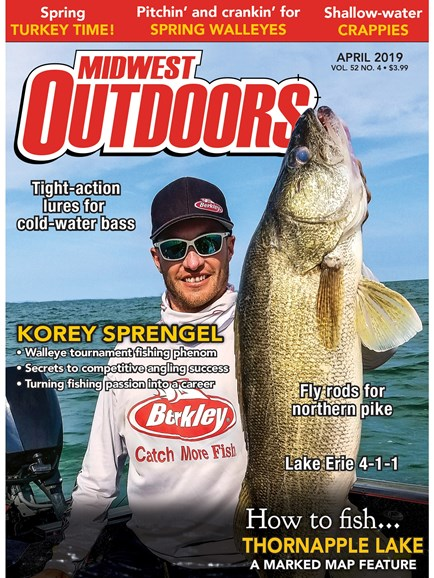 Midwest Outdoors Cover - 4/1/2019