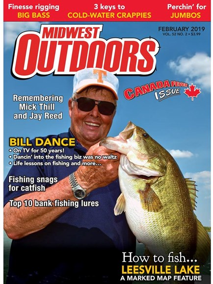 Midwest Outdoors Cover - 2/1/2019