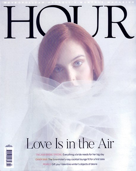 Hour Detroit Cover - 2/1/2019