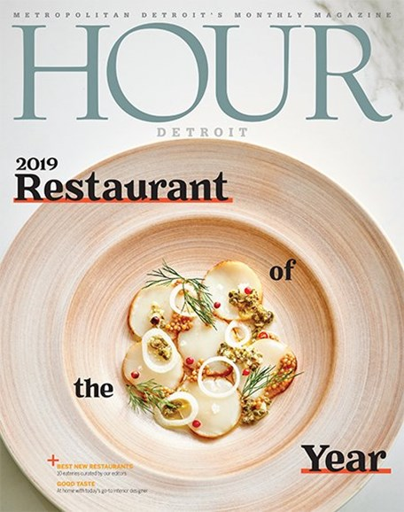 Hour Detroit Cover - 3/1/2019