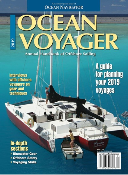 Ocean Navigator Cover - 4/1/2019
