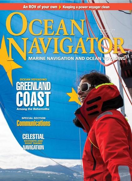 Ocean Navigator Cover - 3/1/2019