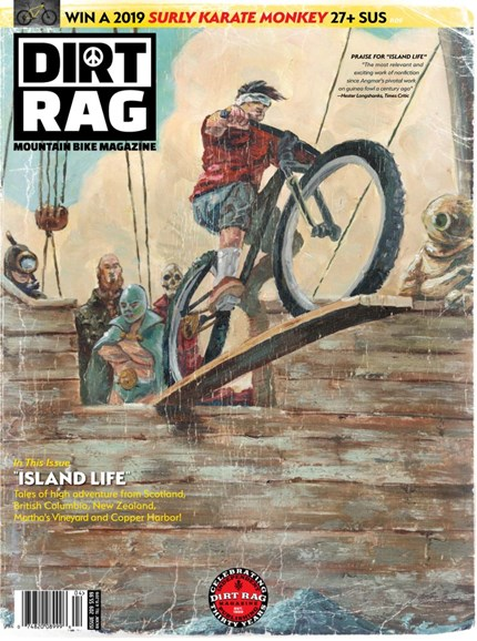 Dirt Rag Cover - 2/1/2019