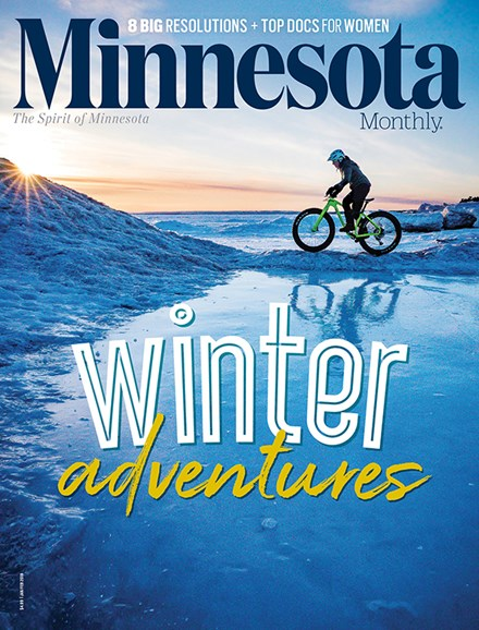 Minnesota Monthly Cover - 1/1/2019
