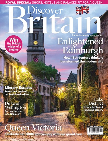 Discover Britain Cover - 4/1/2019