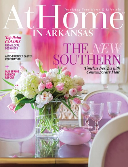 At Home In Arkansas Cover - 4/1/2019