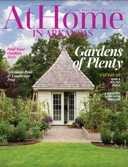 At Home In Arkansas Cover - 3/1/2019
