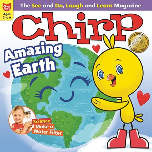 Chirp Cover - 4/1/2019