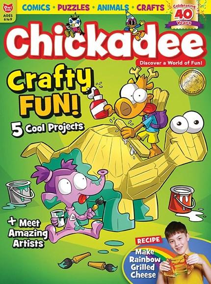 chickaDEE Cover - 3/1/2019