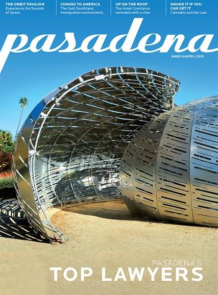 Pasadena Cover - 3/1/2019