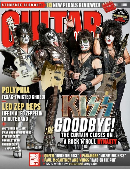 Guitar World Cover - 3/1/2019
