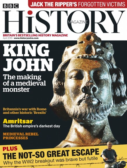 BBC History Cover - 4/1/2019