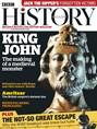 BBC History Magazine | 4/2019 Cover