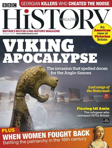 BBC History Cover - 2/1/2019