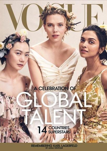 Vogue Cover - 4/1/2019
