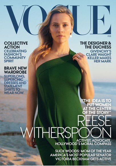 Vogue Cover - 2/1/2019