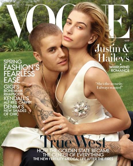 Vogue Cover - 3/1/2019