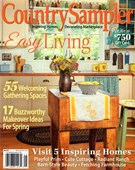 Country Sampler Magazine 5/1/2019