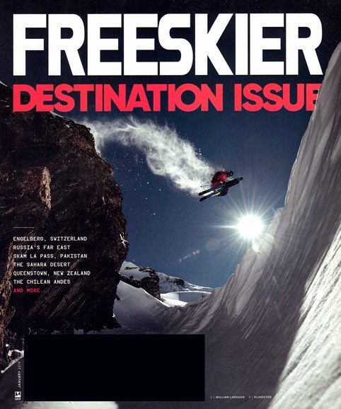 Freeskier Cover - 1/1/2019