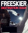 Freeskier Magazine | 1/2019 Cover
