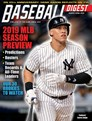 Baseball Digest Magazine | 3/2019 Cover