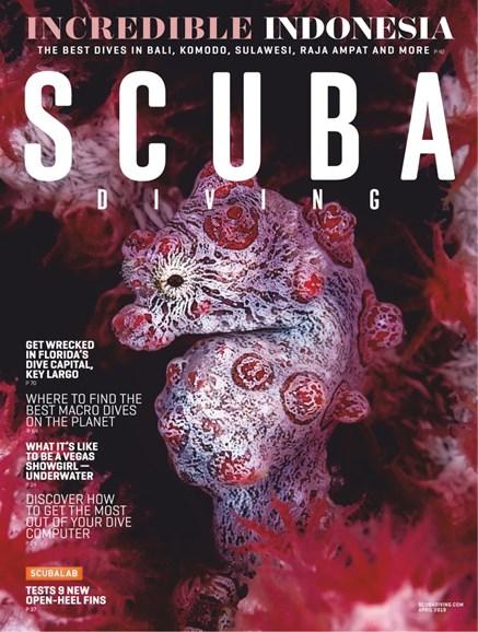Scuba Diving Cover - 4/1/2019
