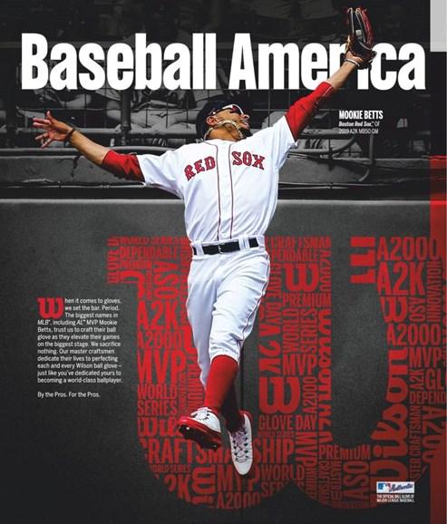 Baseball America Cover - 3/1/2019