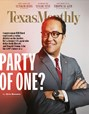 Texas Monthly Magazine | 4/2019 Cover
