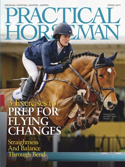 Practical Horseman Cover - 3/1/2019