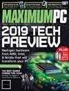 Maximum PC | 1/1/2019 Cover