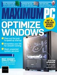 Maximum PC | 3/1/2019 Cover