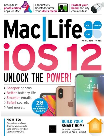 Mac | Life Cover - 4/1/2019